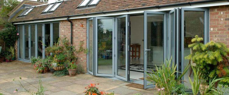 Aluminium Bi-Fold Doors Norfolk