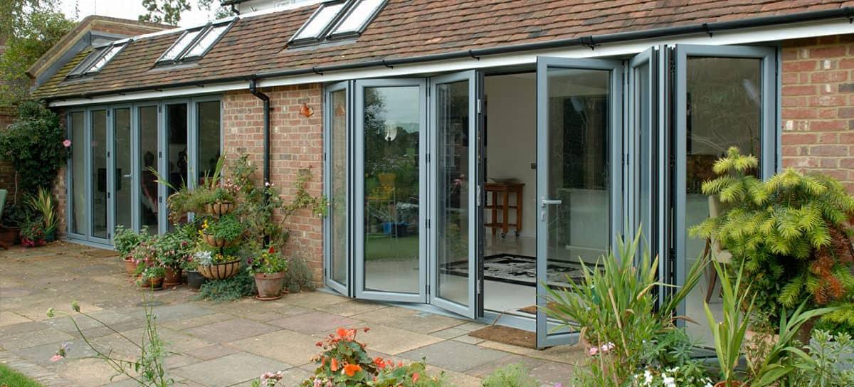 Aluminium Doors Norwich