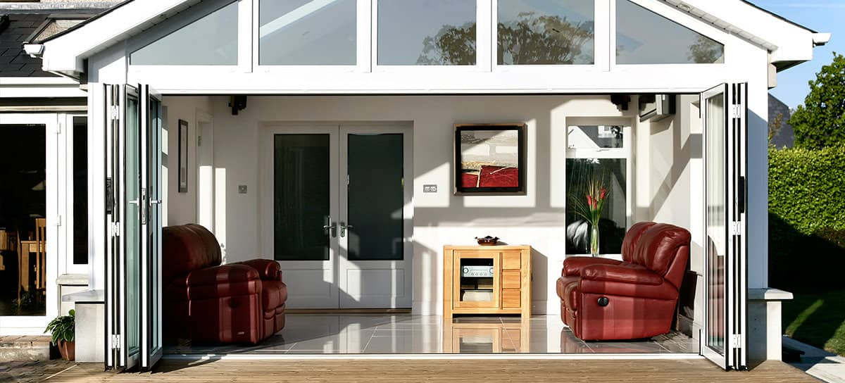 upvc Bi-fold doors Norfolk