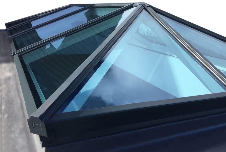 Korniche aluminium lantern roof Norwich norfolk