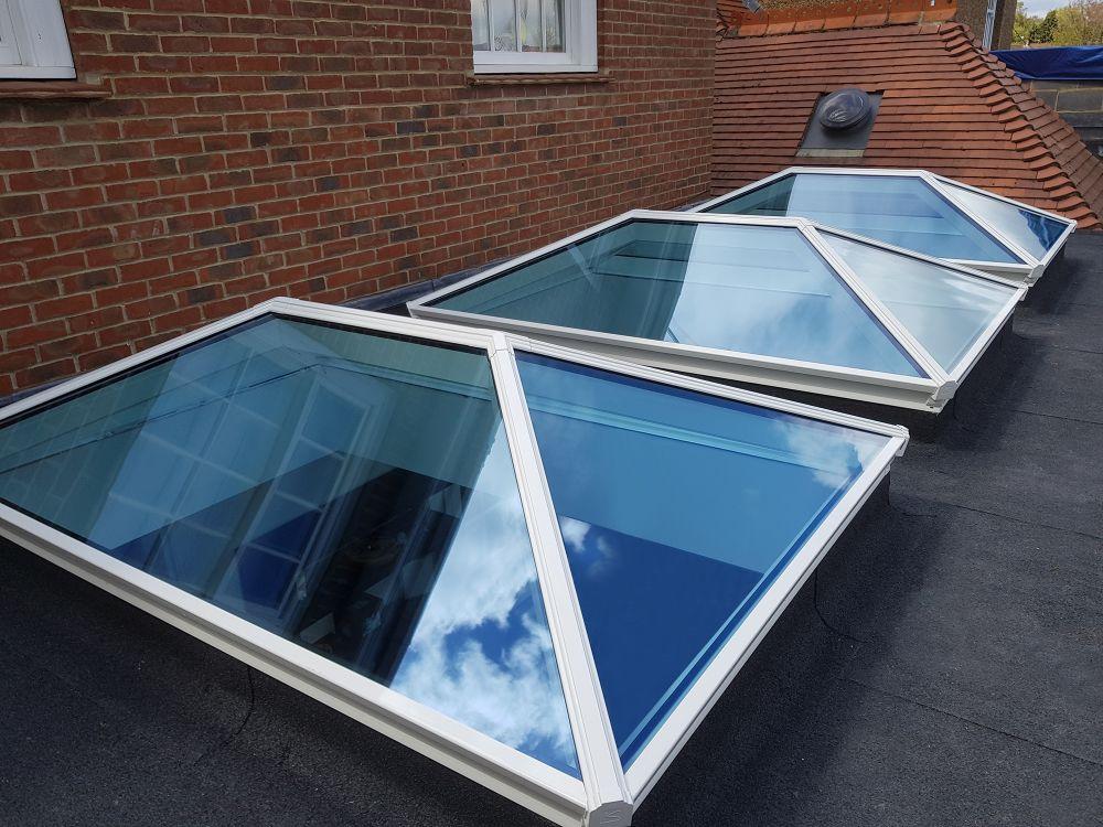 aluminium lantern roofs norfolk