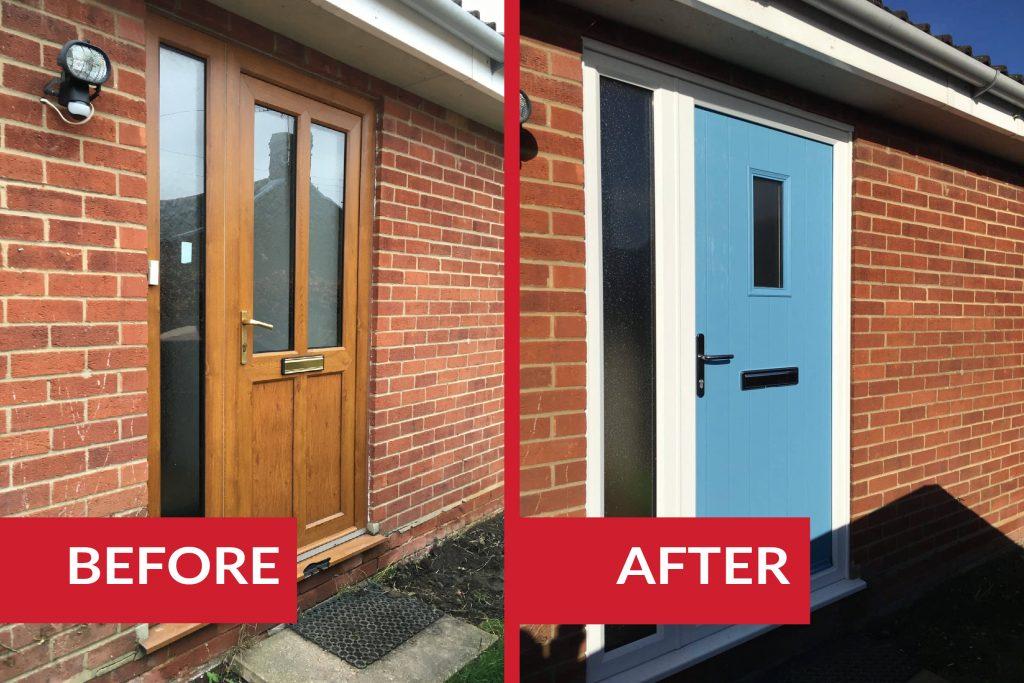 new Composite Doors Norfolk