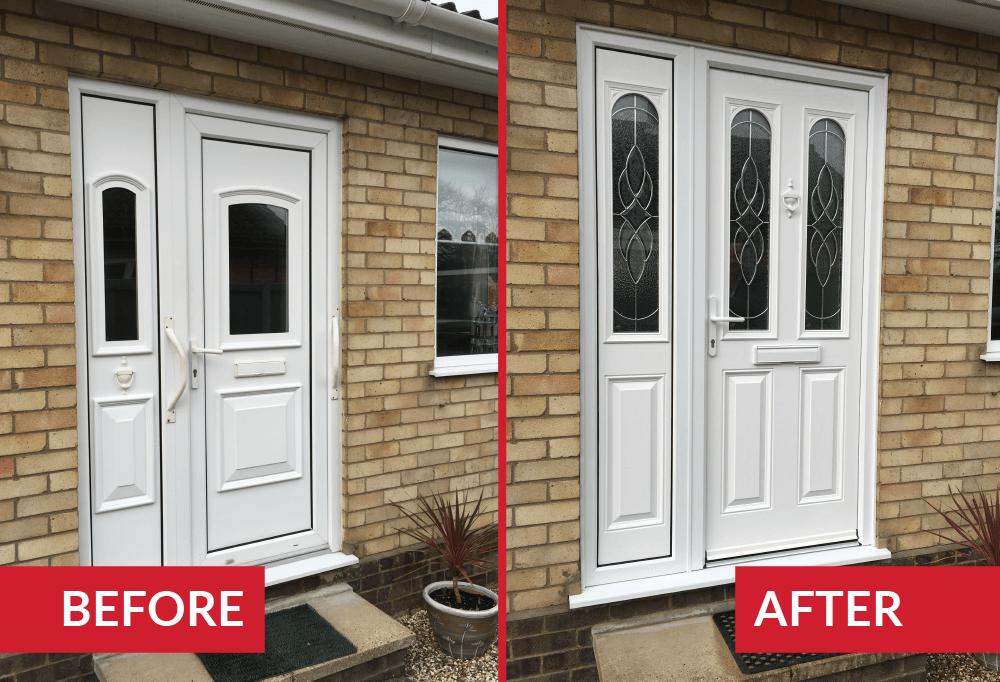 front doors prices broadland Norfolk