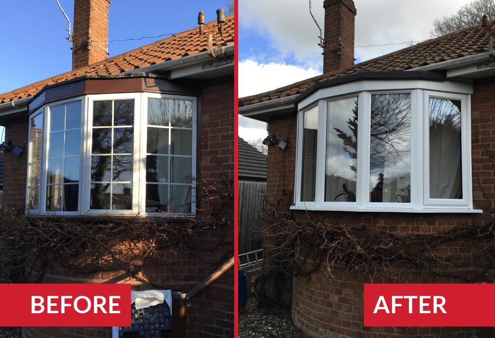 Bow and Bay Window Prices Norwich norfolk
