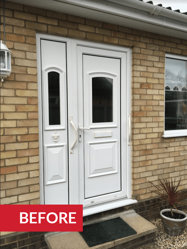 composite front door prices broadland norfolk
