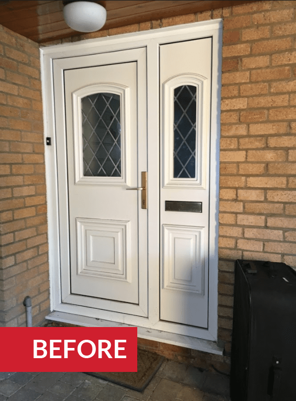 composite door prices Norwich