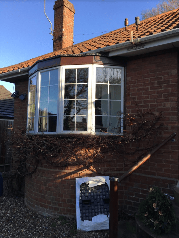 Bay Window Installation Norwich