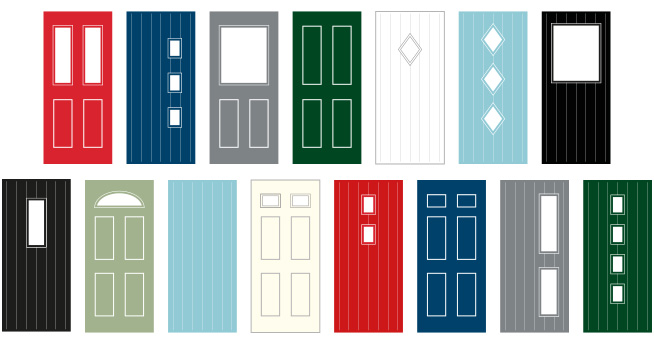 Fire Door Styles Norwich Norfolk